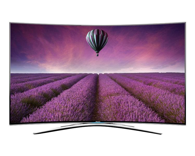 antarti.com - Hisense LTDN55XT810 55'' Curvo Smart TV 3D 4K - TV